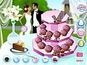 Juega al juego gratis Cupcake Tower Of Yum