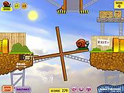 Juega al juego gratis Snail Bob