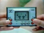 Game & Watch Commercial