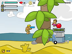 Aqua Slug game