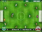 Juega al juego gratis Elastic Soccer