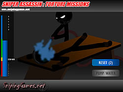 Sniper Assassin: Torture Missions game