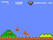 Super Mario Bros. Goomba Mode game