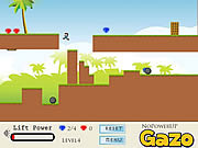 Gazo Earthlifter game