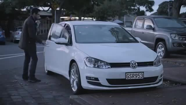 Watch free video Volkswagen Commercial: More Than a Car