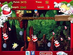 Christmas Treasure Hunt game