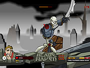 Blade Haven  game