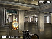 Hot Shot Sniper game