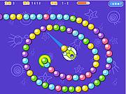 無料ゲームのZuma Planetをプレイ