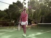Mira dibujos animados gratis Voltarol Commercial: Tennis