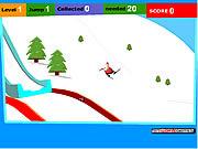Santa's Jump game