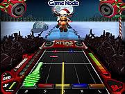 Juega al juego gratis Santa Rockstar: Metal Xmas 3
