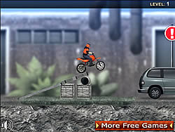 Hardcore Bike game