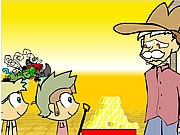 Mira dibujos animados gratis Adventures of Joan and Mark