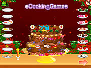 Juega al juego gratis New Year 2011 Cake Decoration