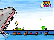 Juega al juego gratis Paranormal Shark Activity
