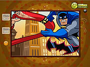 Spin N Set - Batman Brave game