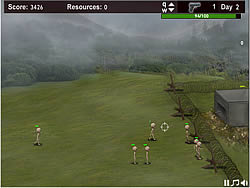 Xeno Defense game