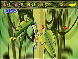 Monkey Boy game