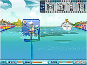 Juega al juego gratis Tom and Jerry Super Ski Stunts
