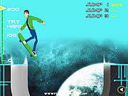 Juega al juego gratis Ben 10 Super Skate