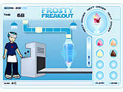 Frosty Freakout game