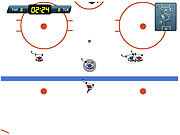 Game Super Ice Hockey