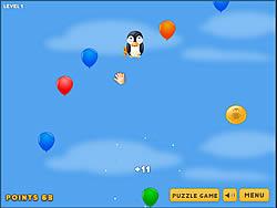 Penguin Quest game