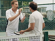 Watch free video Mars Commercial: Tennis