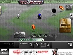 Virtua Breakout game