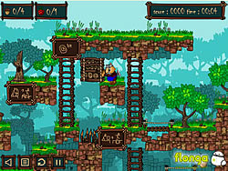 Woodcutter game