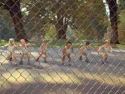 Watch free video Evian Video: Roller Babies