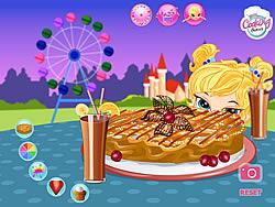 Fun With Funnel Cake game