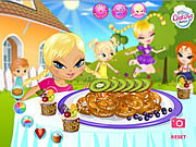 Juega al juego gratis Fun With Funnel Cake