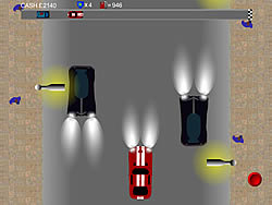 Urban Influence: High Speed Chase game