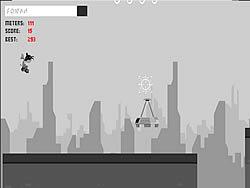 Ninja Bolt game