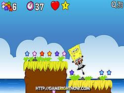 Spongebob Super Jump game