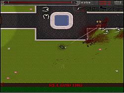 Zombie Splatter game