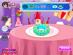 Delicious Perfect Donuts game