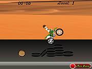 Juega al juego gratis Ben 10 Bike