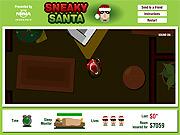 שחקו במשחק בחינם Sneaky Santa