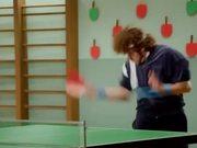 Watch free video Powerful Yogurt Commercial: Ping-Pongman