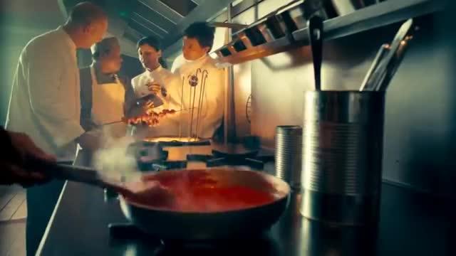 Mira dibujos animados gratis Sharwoods Commercial: Great British Curry