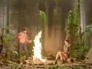 Watch free video Powerful Yogurt Commercial: Lumberman