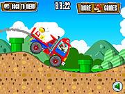 Super Mario Truck game