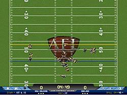 Axis Football League game