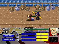 The Golden Gauntlet game