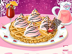 Waffle Party! game