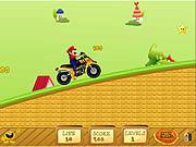 Mario ATV game