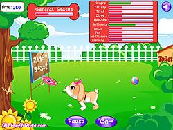 Cute Puppy Daycare game